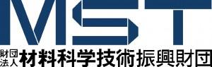 一般財団法人材料科学技術振興財団ロゴ